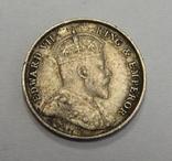 5 центов, 1905 г Гон-Конг, фото №3