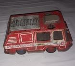 Пожарнвя машина 01 из СССР на запчасти или реставрацию, фото №5