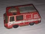 Пожарнвя машина 01 из СССР на запчасти или реставрацию, фото №2