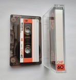 Аудиокассета SONY CHF 60 (Jap), фото №7