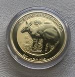 100 2021 год Австралия Золото 31,1 грамм 999,9, фото №2