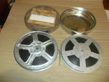 Кинопленка 16 мм 2 шт Достоевский 1 и 2 части, фото №2