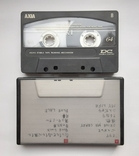 Аудиокассета AXIA K1 64 (Jap), фото №4