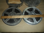 Кинопленка 16 мм 2 шт Так пусть же Красная 1 и 2 части, фото №6