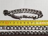 Цепь и браслет., фото №3