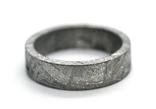 Каблучка із залізного метеорита Muonionalusta N4, з сертифікатом автентичності, фото №9