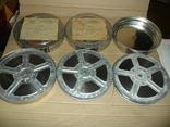 Кинопленка 16 мм 3 шт Органы государственной власти в СССР 1,2 и 3 части, фото №2