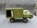 Большая железная военная машинка (СССР), фото №4