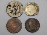 4 монеты Франции, фото №2