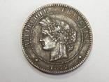 10 центимес, 1872 г Франция, фото №3