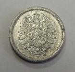 1 пфенниг, 1917 Д Германия, фото №3