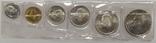 Набор монет Испании, 1980 г, фото №3