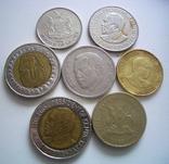 Монеты стран Африки, 7 штук, фото №4