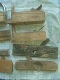 Набір рубанків різних, фото №6