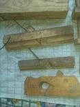 Набір рубанків різних, фото №7