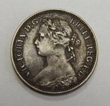 1 фартинг, 1879 г Великобритания, фото №3