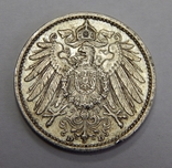 1 марка, 1910 г Германия, фото №3