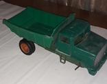 Грузовая машинка времён СССР ,длина 31 см., фото №5