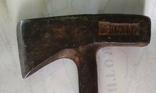 Молоток - зубило - гвоздодёр. СССР. Клеймо., фото №4