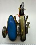 Мотоцикл с Коляской Tin Litho Винтаж Великобритания, фото №7