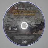 Военно-топографическая карта Украины DVD диск лицензия, фото №7
