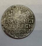 Монеты средневековья. Польша.6 шт., фото №8