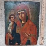Икона (Богородица)(до риволюцыонноя), фото №2