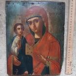 Икона (Богородица)(до риволюцыонноя), фото №8