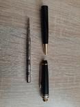 18. Ручка Montblanc meisterstuck, фото №8