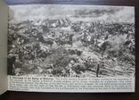 Панорама битвы при Ватерлоо. Серия из 12 открыток в буклете. Бельгия, 1920-е г., фото №10