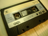 Аудиокассета., фото №6