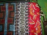 Сумка-клатч с вышивкой и декором, фото №4