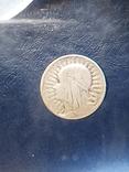 Монета Ядвига 1933г, фото №3