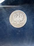 Монета Ядвига 1933г, фото №4
