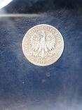 Монета Ядвига 1933г, фото №5