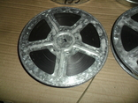 Кинопленка 16 мм 2 шт Марко Кропивницкий (укр. вар) 1 и 2 части, фото №4
