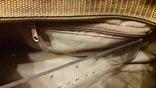 Плетенная сумка из соломы с подкладкой, фото №10
