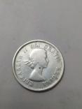 Монета 25 cents Canada-1954рік., фото №6