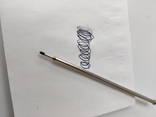 Паста Заряд для ручки Cartier 5шт ( Made in Germany ), фото №9