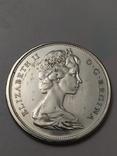 Монета 50 cents Canada 1966рік., фото №10
