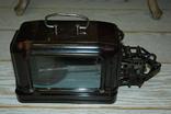 Термометр - самописец N107096 1959 г. Рига, СССР, фото №2