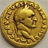 Ауреус Веспасіана, Римська імперія, 69-79 рр., фото №2