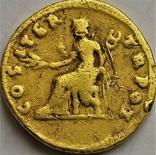 Ауреус Веспасіана, Римська імперія, 69-79 рр., фото №3