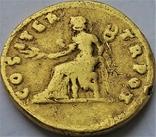 Ауреус Веспасіана, Римська імперія, 69-79 рр., фото №4