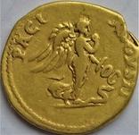 Ауреус Веспасіана, Римська імперія, 69-79 рр., золото, фото №3