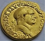 Ауреус Веспасіана, Римська імперія, 69-79 рр., золото, фото №4