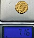 Ауреус Нерона, Римська імперія, 54-68 рр., золото, фото №6