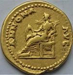 Ауреус Тіта, Римська імперія, 78- 81 рр., фото №3