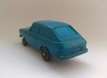 Винтажное авто Фольксваген 411, ГДР, фото №4