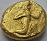 Дарик, Ахеменіди, Перська імперія, 5-4 ст. до н.е., фото №4
